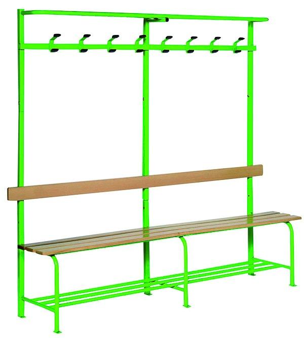 banc vestiaire d 39 cole lepage mobiliers. Black Bedroom Furniture Sets. Home Design Ideas