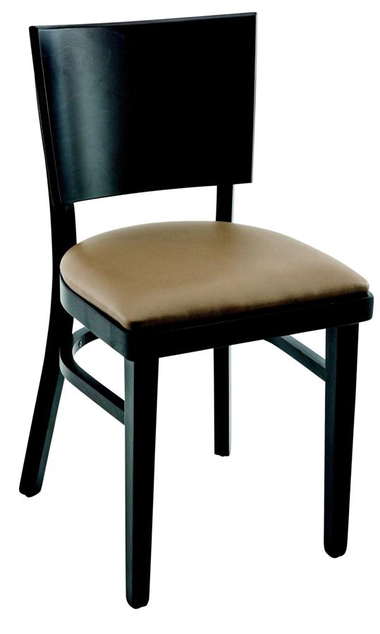 chaise manhattan garnie lepage mobiliers. Black Bedroom Furniture Sets. Home Design Ideas