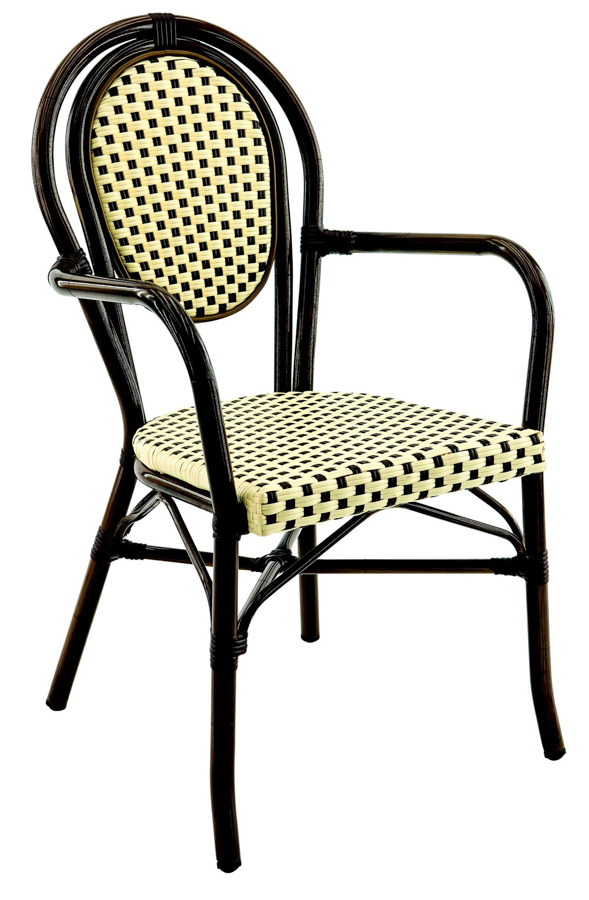 fauteuil de terrasse paris lepage mobiliers. Black Bedroom Furniture Sets. Home Design Ideas