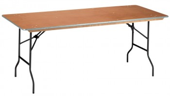 Table pliante ocean rectangle lepage mobiliers - Tables collectivites pliantes ...