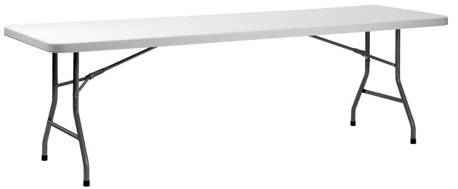 Table pliante xl 240 lepage mobiliers for Table pliante 10 personnes