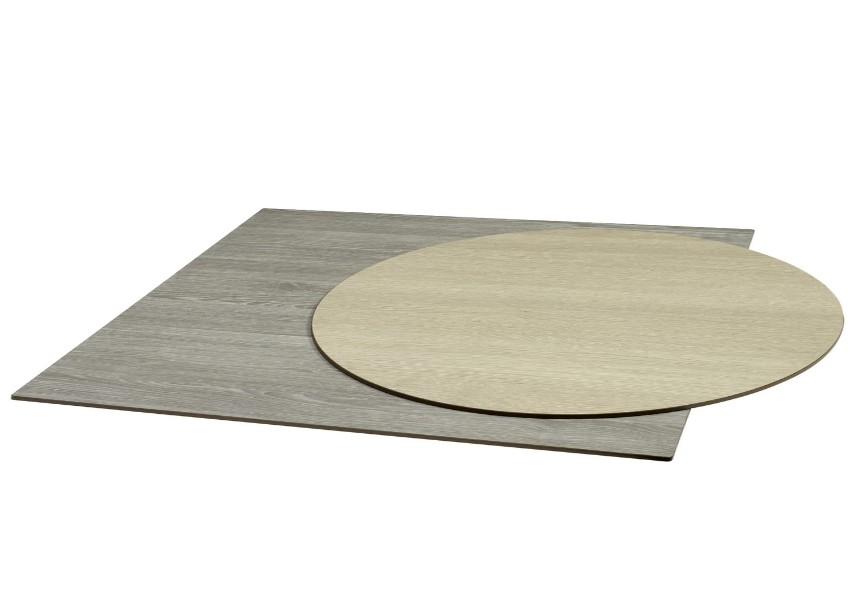 Plateau De Table Compact 10mm Lepage Mobiliers