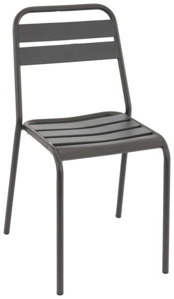 La Chaise BASTILLE Apportera Vos Terrasses Un Style Tout Aussi Moderne Que