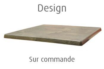 Plateaux Topalit - Sur commande - Design