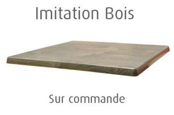 Plateaux Topalit - Sur commande - Wood