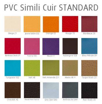 PVC Simili Cuir Standard