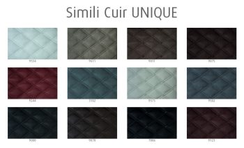 Simili Cuir Unique