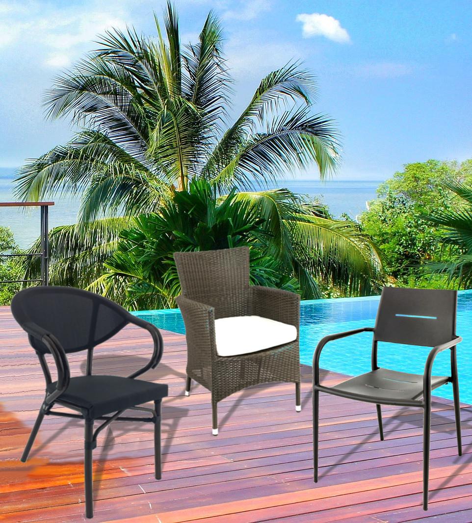 mobilier de terrasse horeca en promo