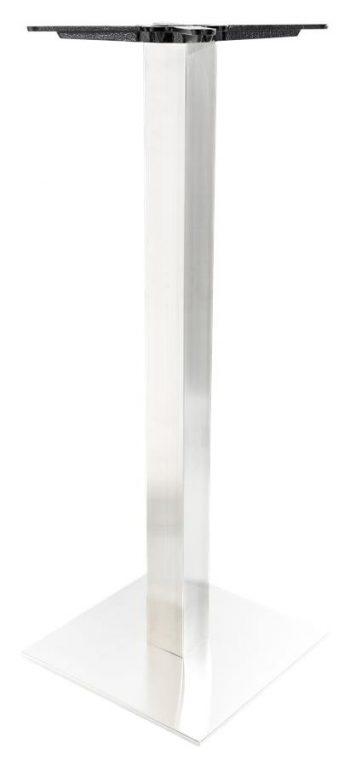 Pied de table Inox 06 Bar