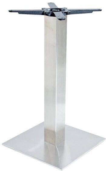 Pied de table Inox 06